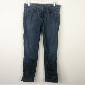 7 For All Mankind   Edie Flood Jeans   Size 30